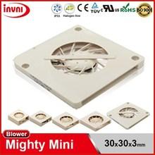 Mighty Mini SUNON Maglev 3003 Small 30mm Micro 30x30 Electric Ventilation 3V DC Laptop Blower Fan 30x30x3 mm (UB5U3-500/700)