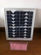 Mono solar panel 10W