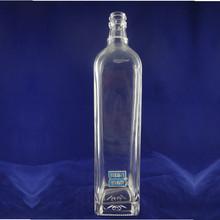 wholesale custom empty clear fashion fancy Beverage Water Vodka wine