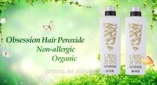 Best quality non allergic ideal hair developer hair color oxidant wholesale