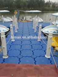 High Quality Floating Dock Plastic Pontoon Cubes
