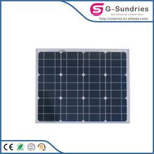 ON sale high quality monocrystalline solar panel price india