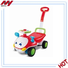 4 wheels baby walker with music