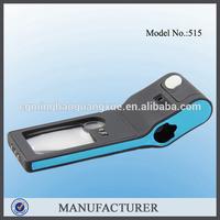 515 3x,10x,55x Multifunction Pocket Magnify lamp