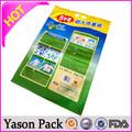 Yason cocô de plástico saco plástico sacos de santa/dom chirstmas saco embalagensplásticas fabrico