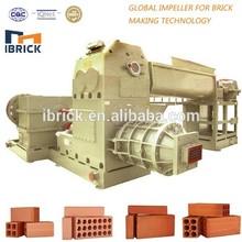 Brick construction equipments of clay brick making machine