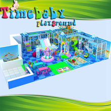 High-level terrific children indoor playground trains for sale