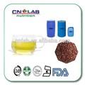 100% de la categoría alimenticia y calidad cosmética Pure Natural aceite de semilla de uva