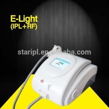 Best effect E Light /IPL+RF Hair Removal Beauty machine