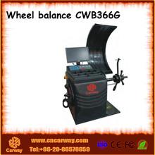 portable dynamic balancing machine