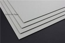 Zhejiang grey boards factory 3mm