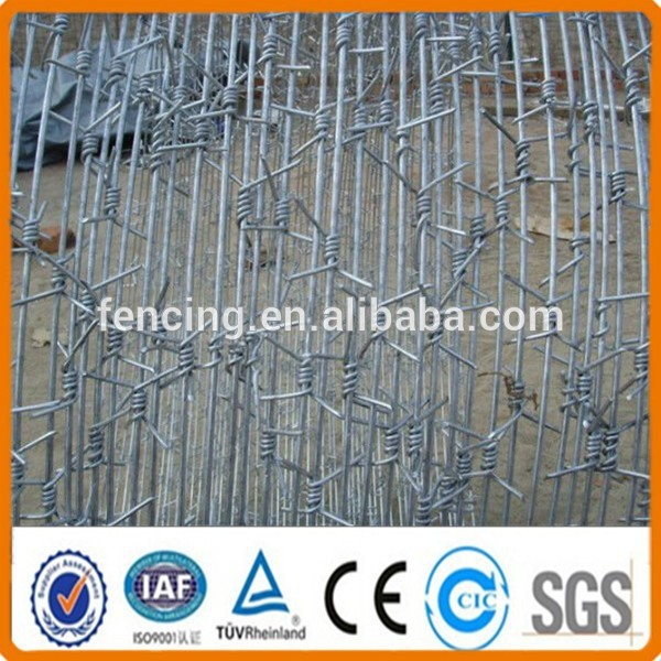 Military Grade Barbed Wire Military Grade Barbed Wire