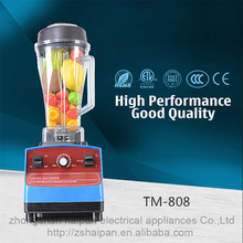 Stainless steel blade multi function hot sell 2 speed control blender smoothie maker