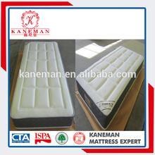 High density memory foam mattress,compressed memory foam mattress with BS5852 CFR1633 SOR-80 EN-591-1 597-2 standard