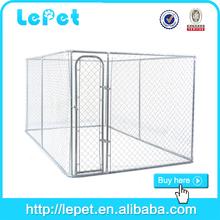 low price low MOQS galvanize tube enclosure xxl dog house