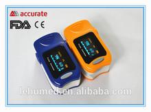 2015 hot sale accurate FDA approval pulse oximeter finger price