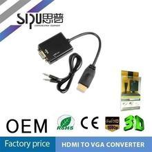 SIPU Hdmi to Optical Adapter Vga to Hdmi Adapter 25CM