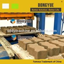 2014 Best sell QT4-24 manual tanzania making paver brick making machine