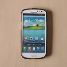 High quality TPU phone case for samsung galaxy s3