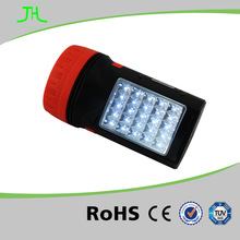 ISO9001 Certificated high quality direct manufacture plastic body led torch