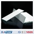 Usine de gel de silice blanc sanpont d'analyse tlc plaque de l'industrie chimique