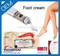 /oem y odm cuidado de la piel muertas de la piel la eliminación de los pies crema para pies secos/profundo hidratante crema de pies& talón bálsamo