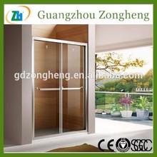 H1014 Screen Sliding Door Home Design Shower Enclosure with Frame