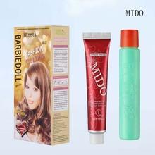 Salon permanent essential hair color
