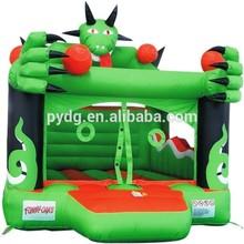 monster dragon inflatable bouncer /backyard inflatable jumper