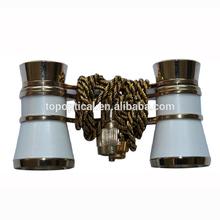Vintage soviet small folded theater binoculars