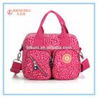 2015 new product fashion colorful latest design bags women handbag women nylon cosmetic bag