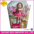 pvc mini muñeca del sexo juguete chrismas regalo para los niños