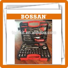 Bossan tools--111 pcs blow plastic case combination hardware repairing tool set