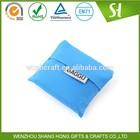 polyester shopping bags/foldable shopping bag nylon