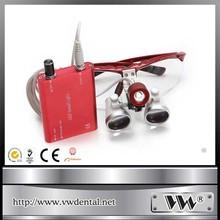 flip up dental loupe jeweler loupe magnifier