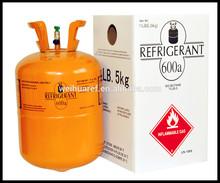6.5kg refrigerant r600a butane gas wholesale