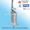 Pc030-bs touch screen co2 laser fracionário laser utilizado máquina de corte