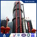 chinois de production de chaux four four à chaux ligne de production