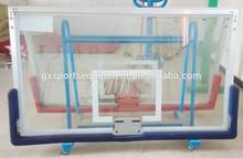 Advanced Tempered glass basketball backboard