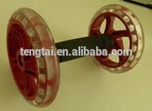 2015 new design exercise wheel