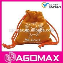 Custom Printed microfiber cloth microfiber drawstring sunglasses bag