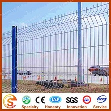 Railway wire mesh fence PVC fence airport (factory)