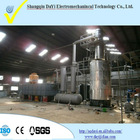 Hot Sale New technology pyrolysis oil distillation plant to high quality diesel oil