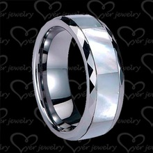 new tungsten ring , tungsten jewelry