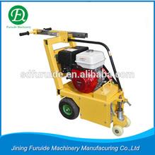 China manufacturer honda engine floor scarifier with best price