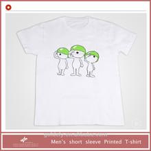 2014 children kid boys cotton casual short sleeve V-neck T-shirt