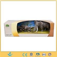 new product EN71 Ankyl brand carton wild animal child toys