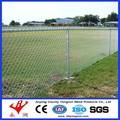 Tubo de aço galvanizado Chain Link Fence preço