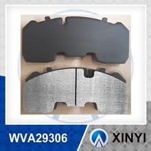 Heavy truck brake pad