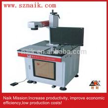 engraving photos on metal mabufacturing machines TC-FM10 / 20w